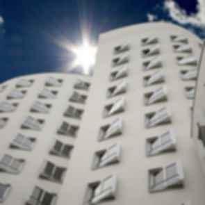 Der Neue Zollhof 3 - Exterior