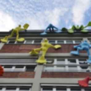 Roggendorf House - Facade