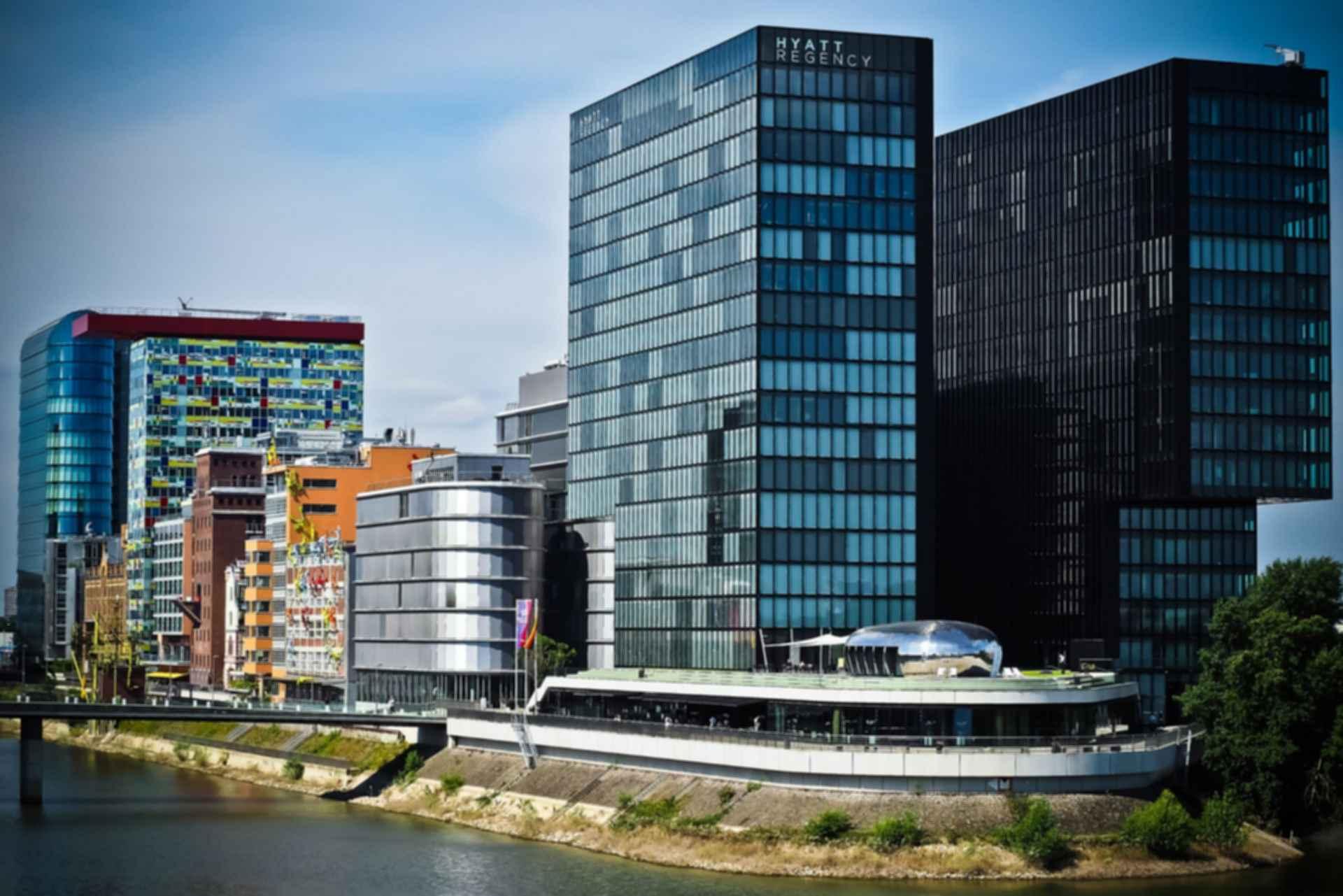 Hyatt Regency Hotel Dusseldorf