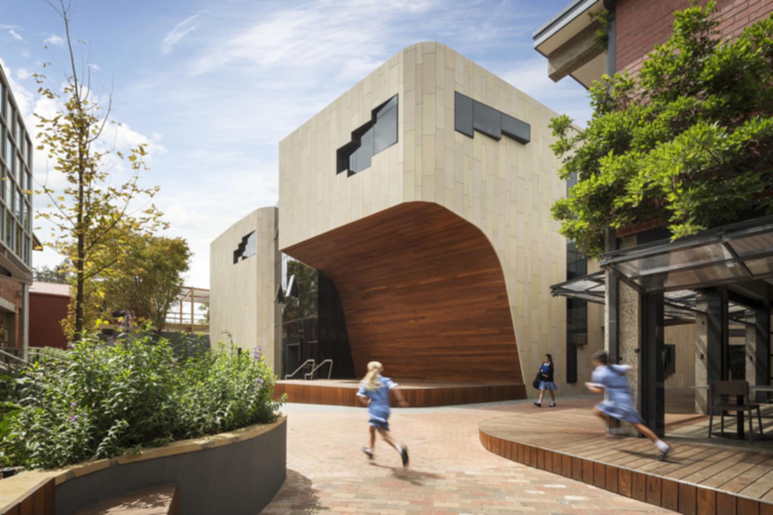 Margaret McRae Centre - Exterior