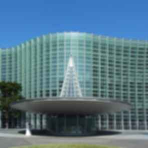 Tokyo National Art Center - Exterior