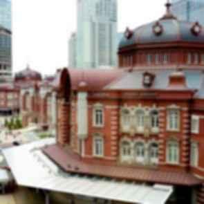 Tokyo Station - Exterior