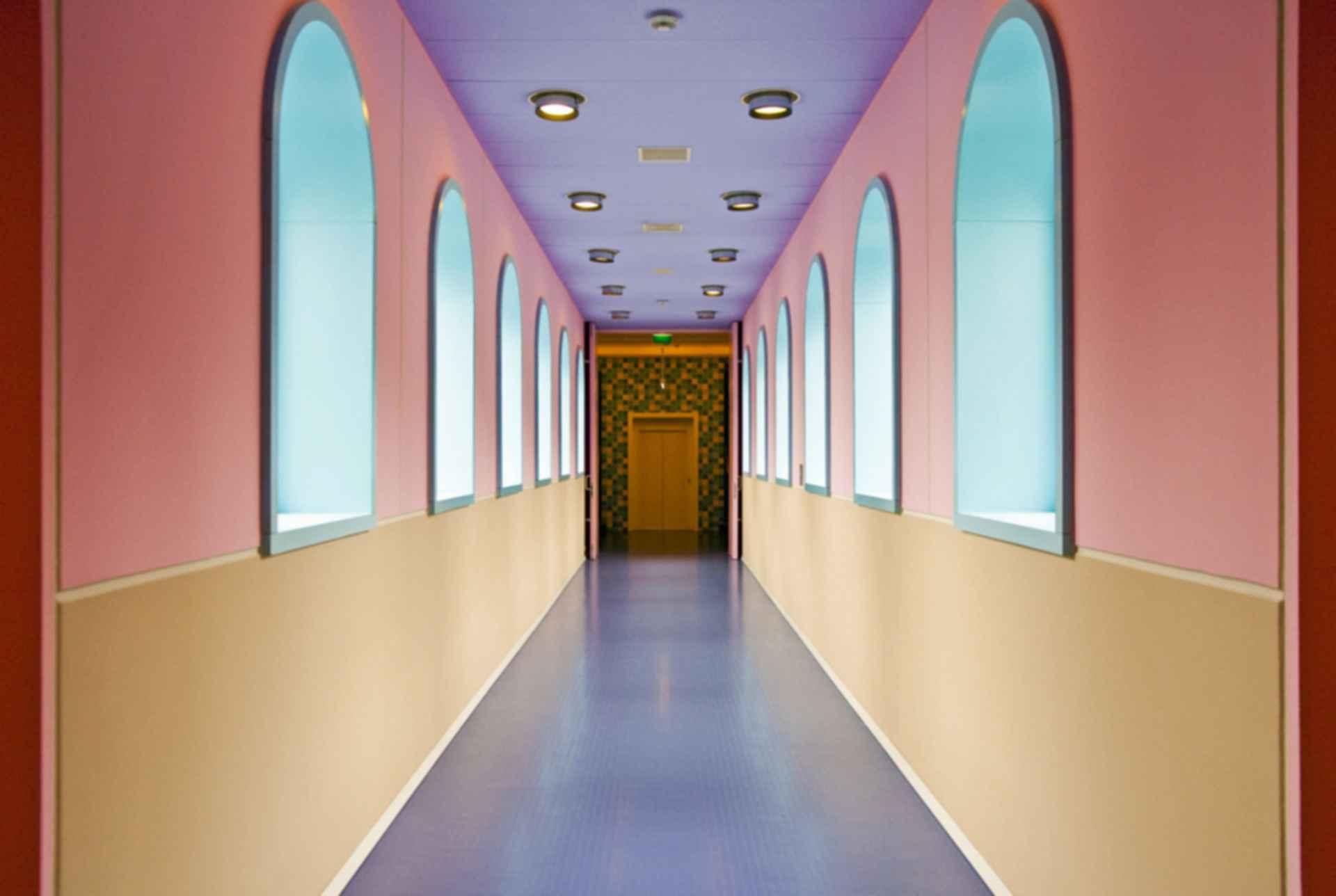 Groninger Museum - Interior