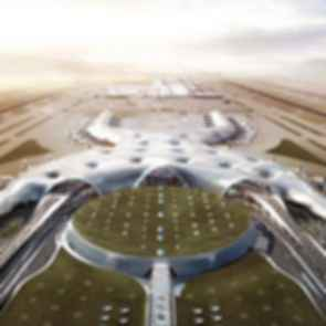 Mexico City Airport - Aerial Concept Design
