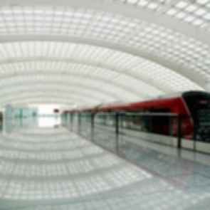 Beijing Capital International Airport - Station