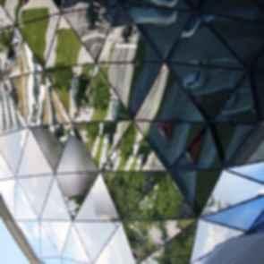 BMW Welt - Facade Detail