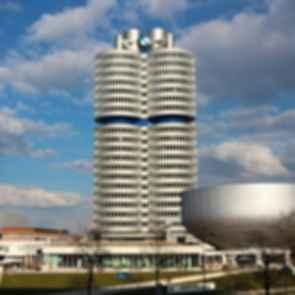 BMW Museum and Headquarters - Exterior
