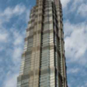 Jin Mao Tower - Exterior