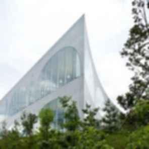 Tama Art University Library - Concept Design