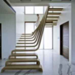SDM House - Stairs