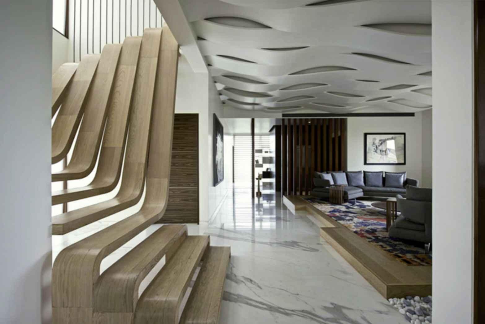 SDM House - Interior Stairs