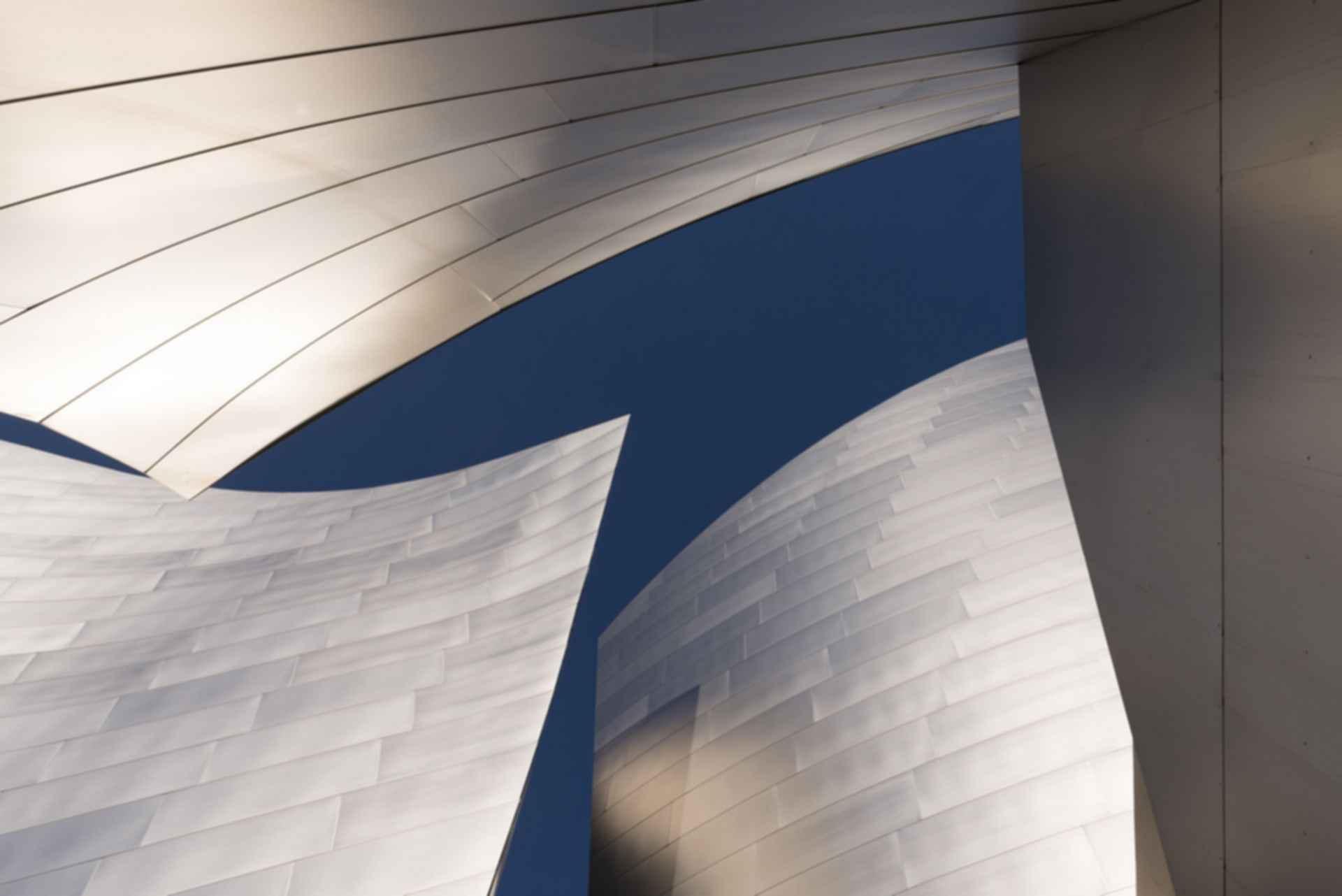 Walt Disney Concert Hall - Exterior