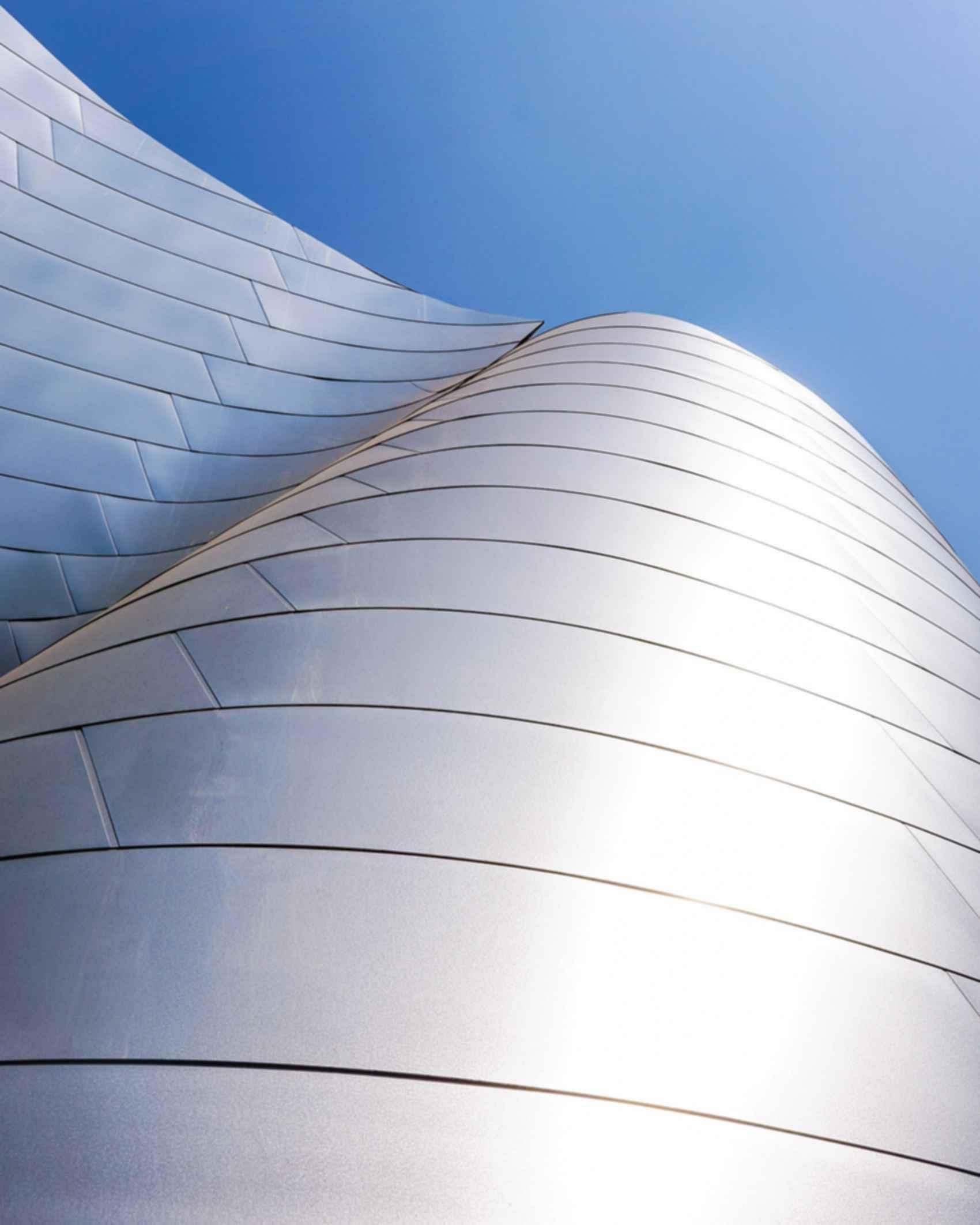 Walt Disney Concert Hall - Facade