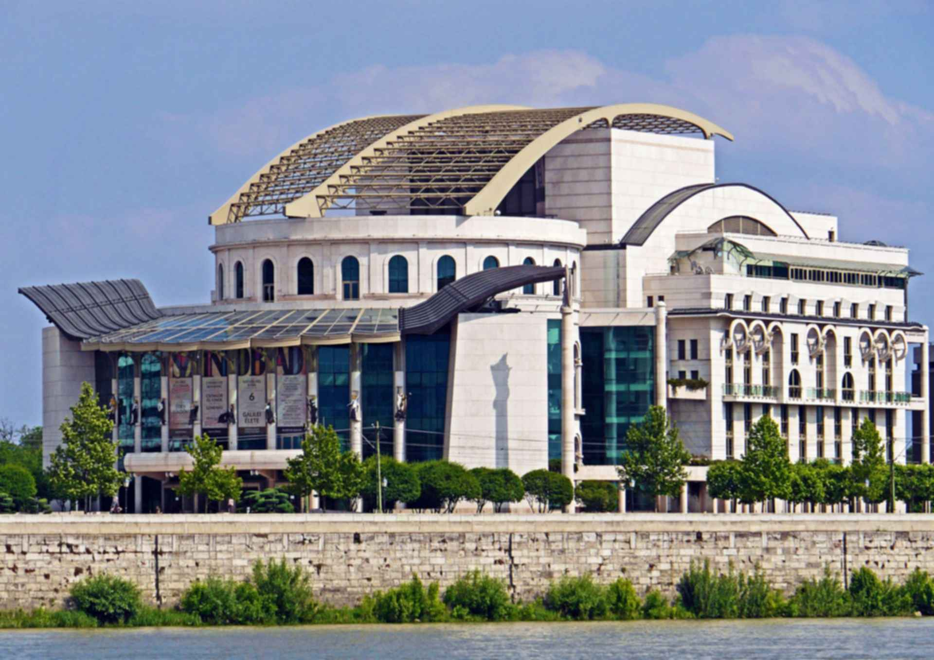 National Theatre Budapest