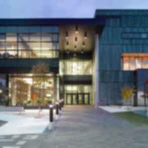 University of Toronto Instructional Centre - Exterior