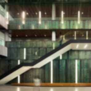 University of Toronto Instructional Centre - Interior