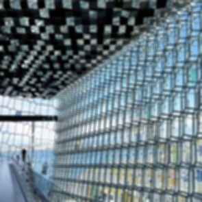 Harpa Concert Hall - Windows
