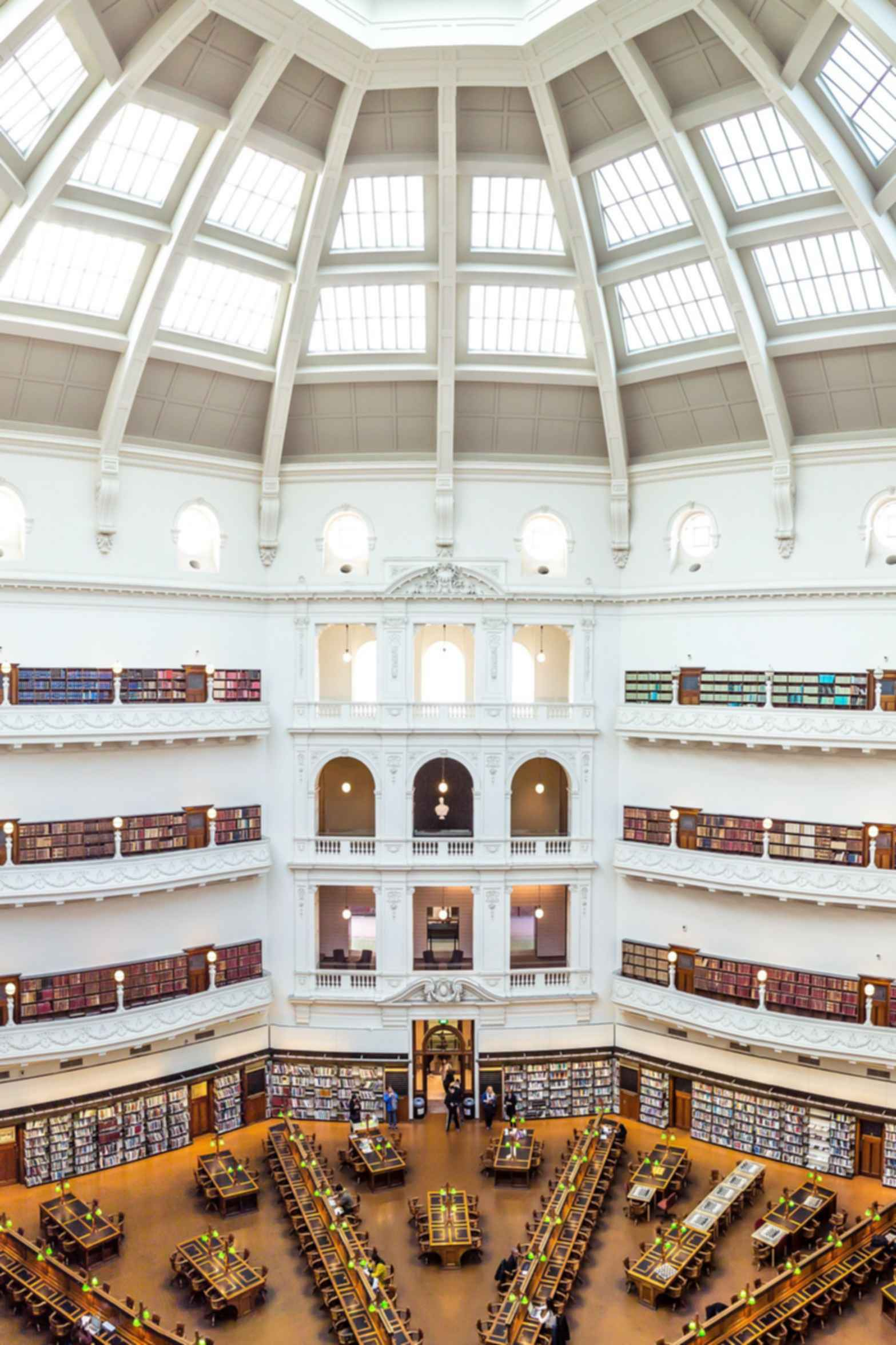 State Library of Victoria - Dome