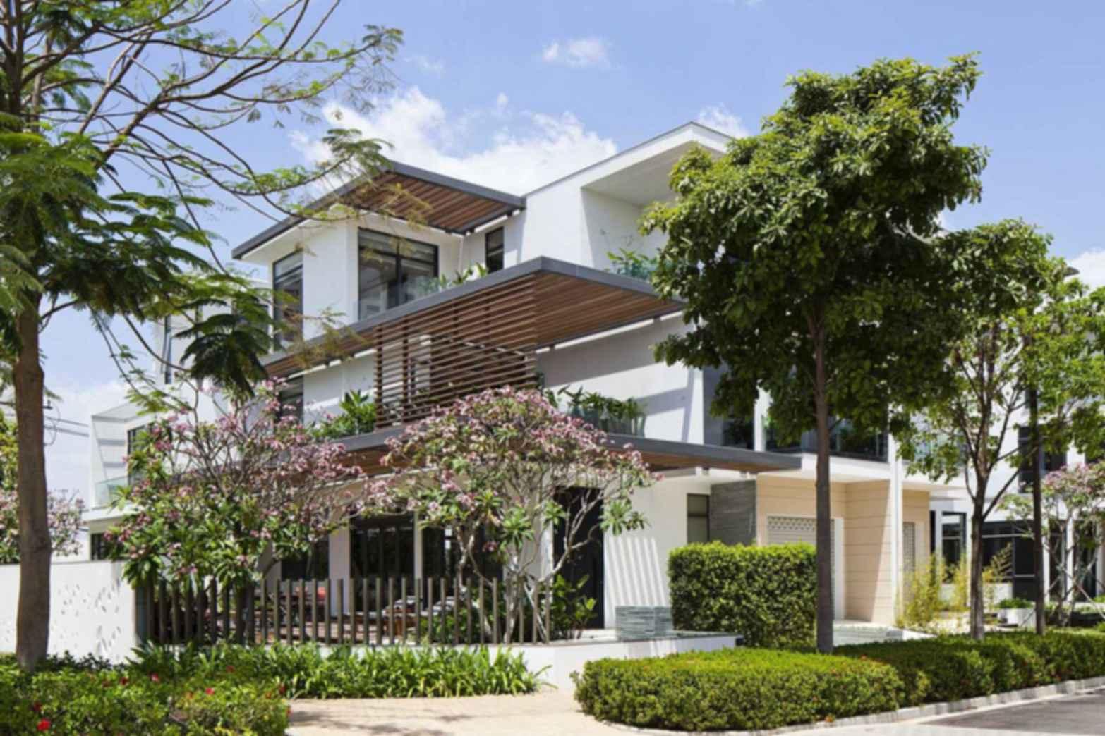 Indochina Villas Saigon - Exterior