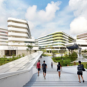 Singapore University of Technology and Design - Exterior