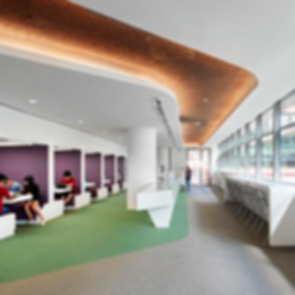 Singapore University of Technology and Design - Interior