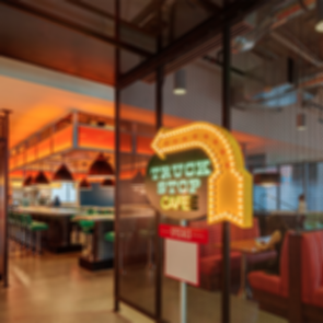Tech Headquarters - Cafe