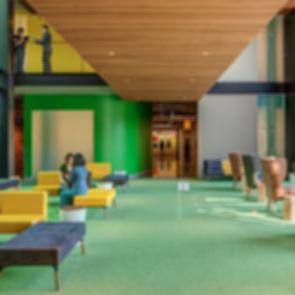 Tech Headquarters - Interior