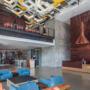 Tech Headquarters - Reception