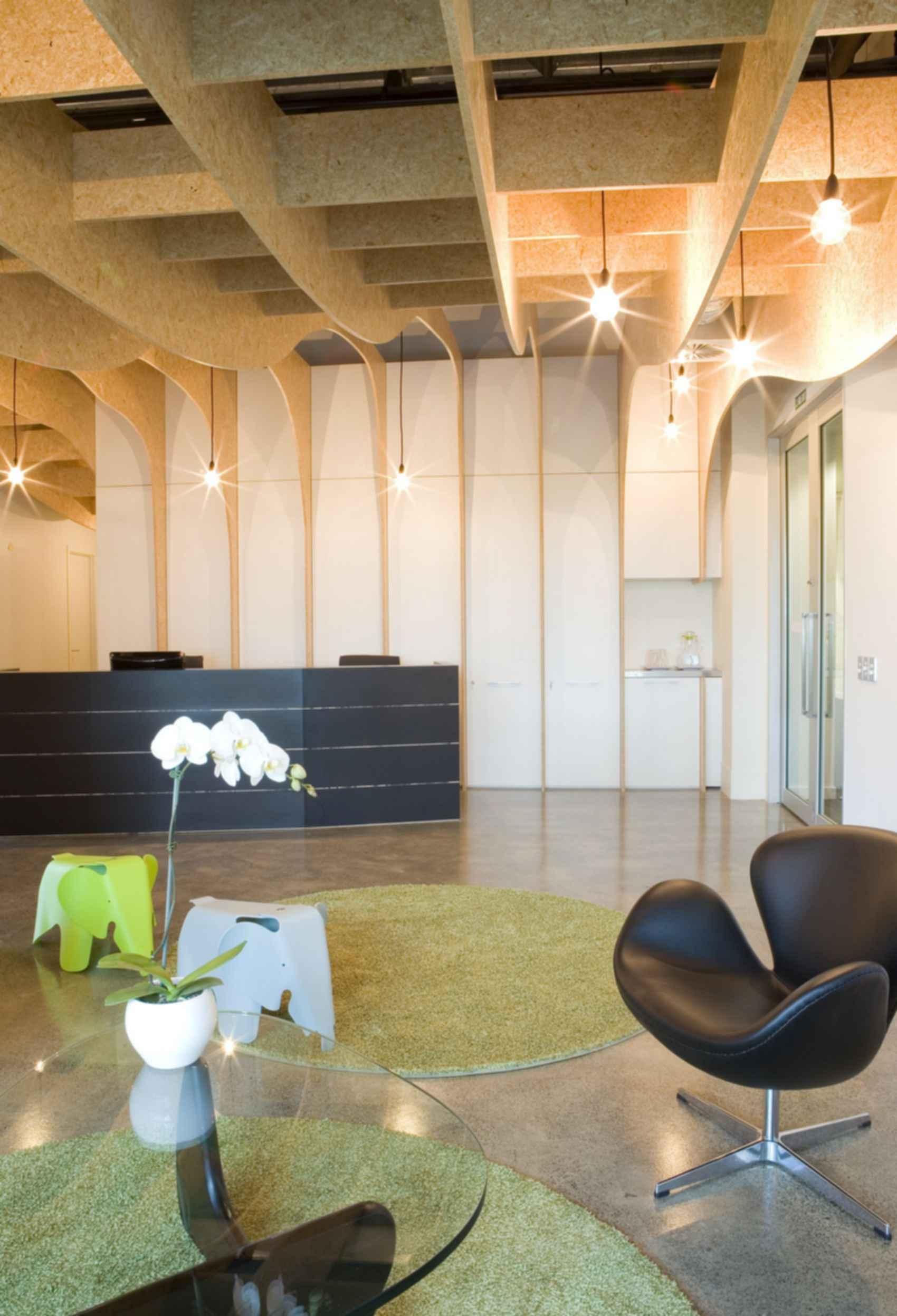 Clinic Interior - Waiting Area