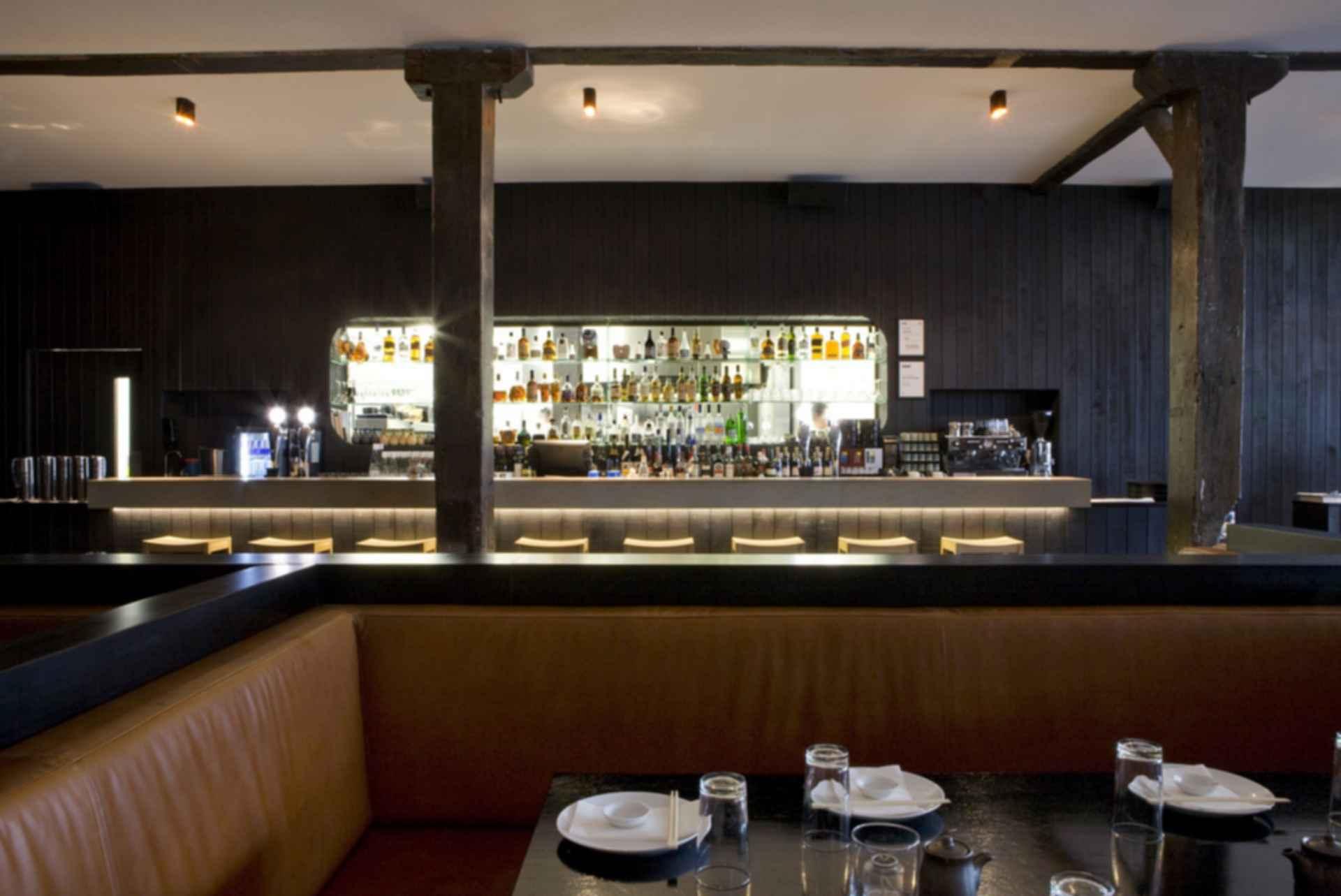 Ebisu restaurant interior modlar