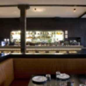 Ebisu Restaurant - Interior