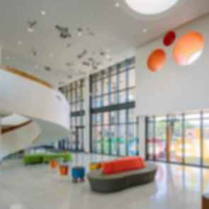 Nelson Mandela Children's Hospital - Entrance Hall