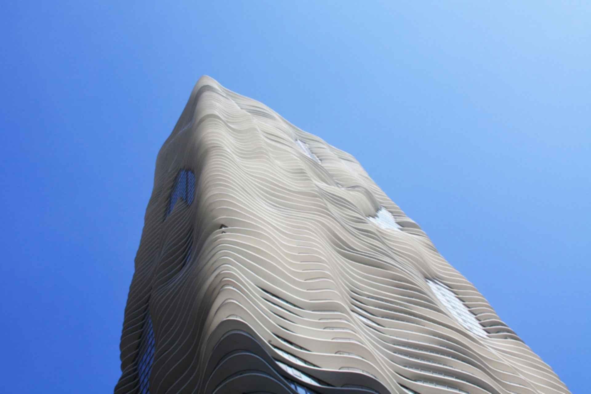 Aqua Tower - Top