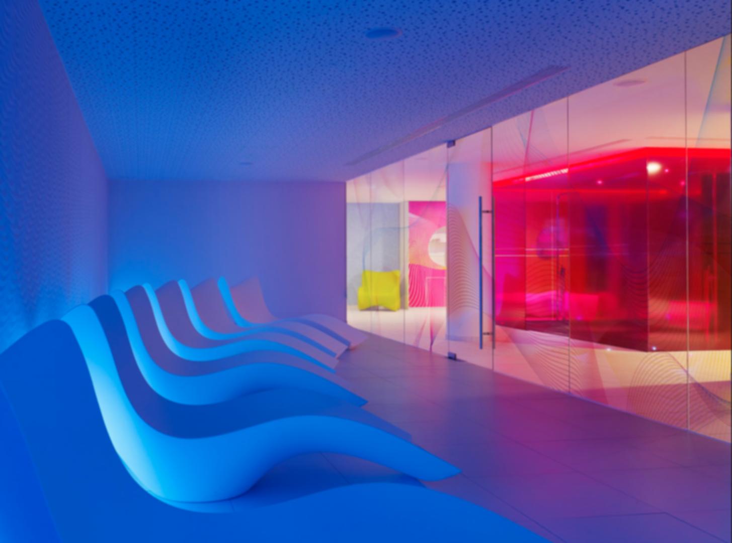 nhow Berlin - Lounge