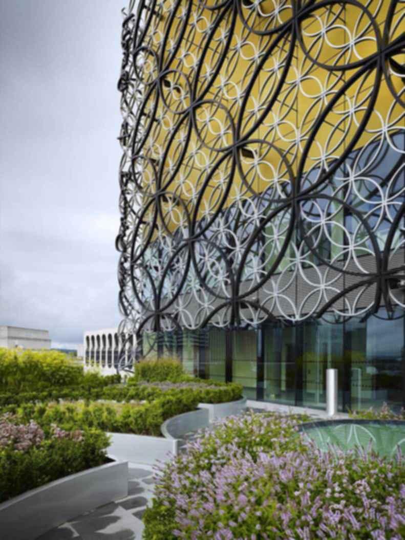Library of Birmingham - Exterior
