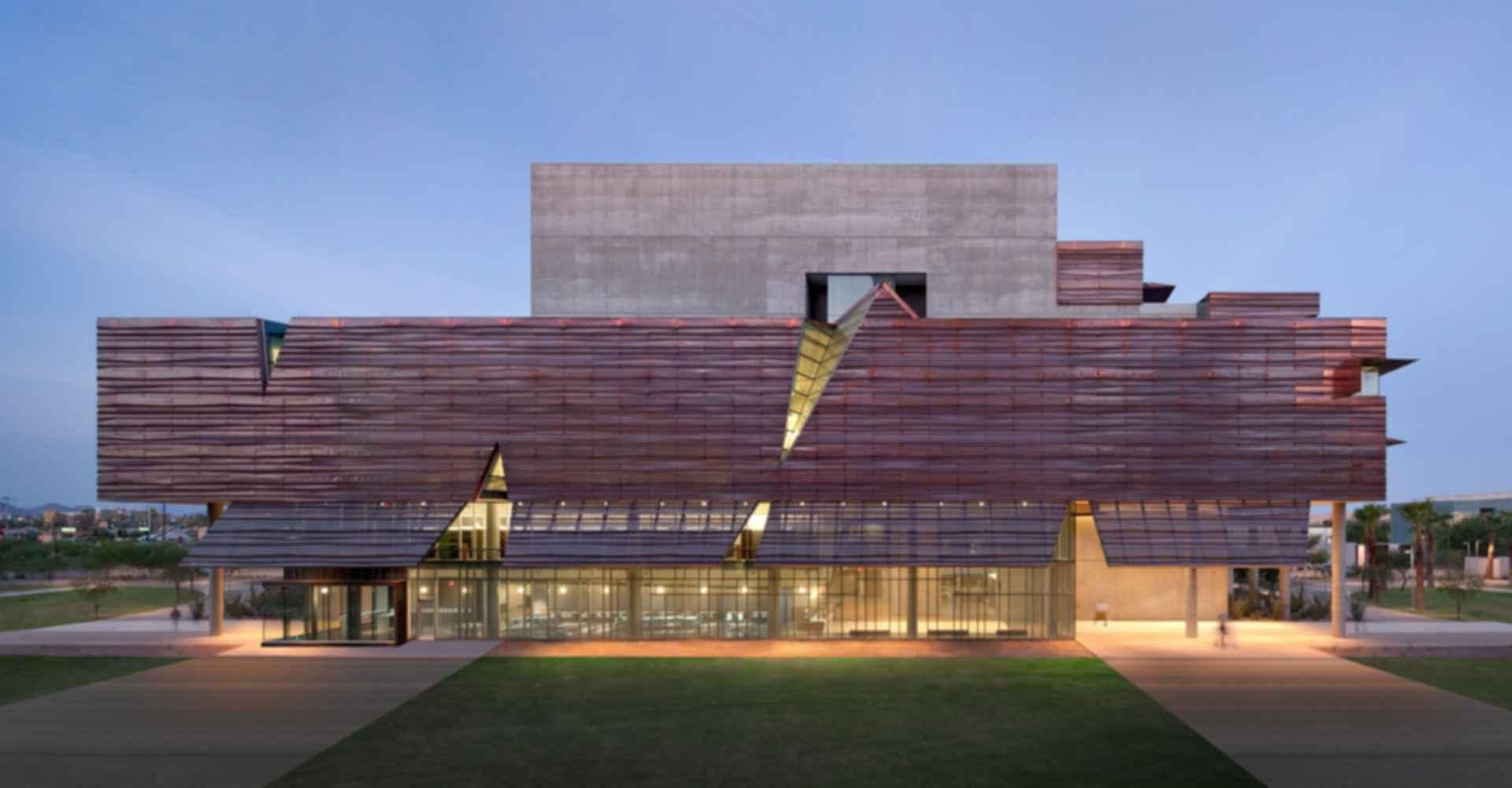 Phoenix Biomedical Campus Health Sciences Education Building - Exterior
