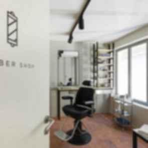Deskopolitan Paris - Barber Shop