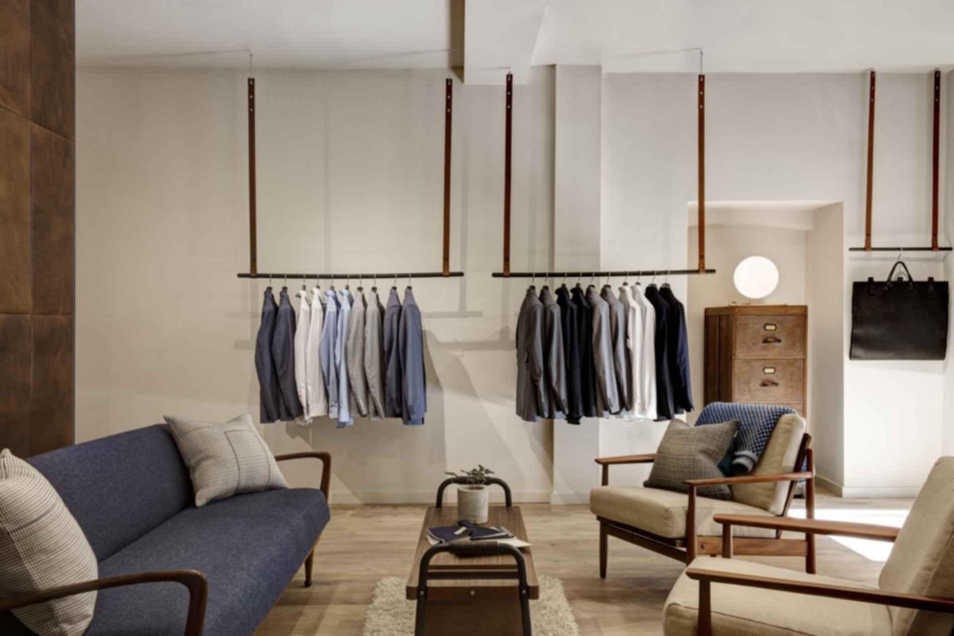 Clerkenwell London - Store Interior