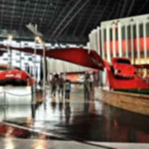 Ferrari World Abu Dhabi - Interior