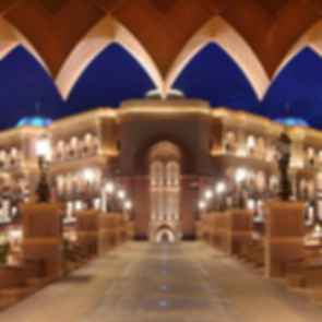 Emirates Palace - Entrance