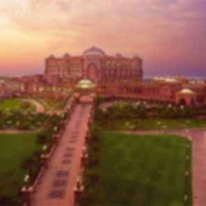 Emirates Palace - Bird's Eye View