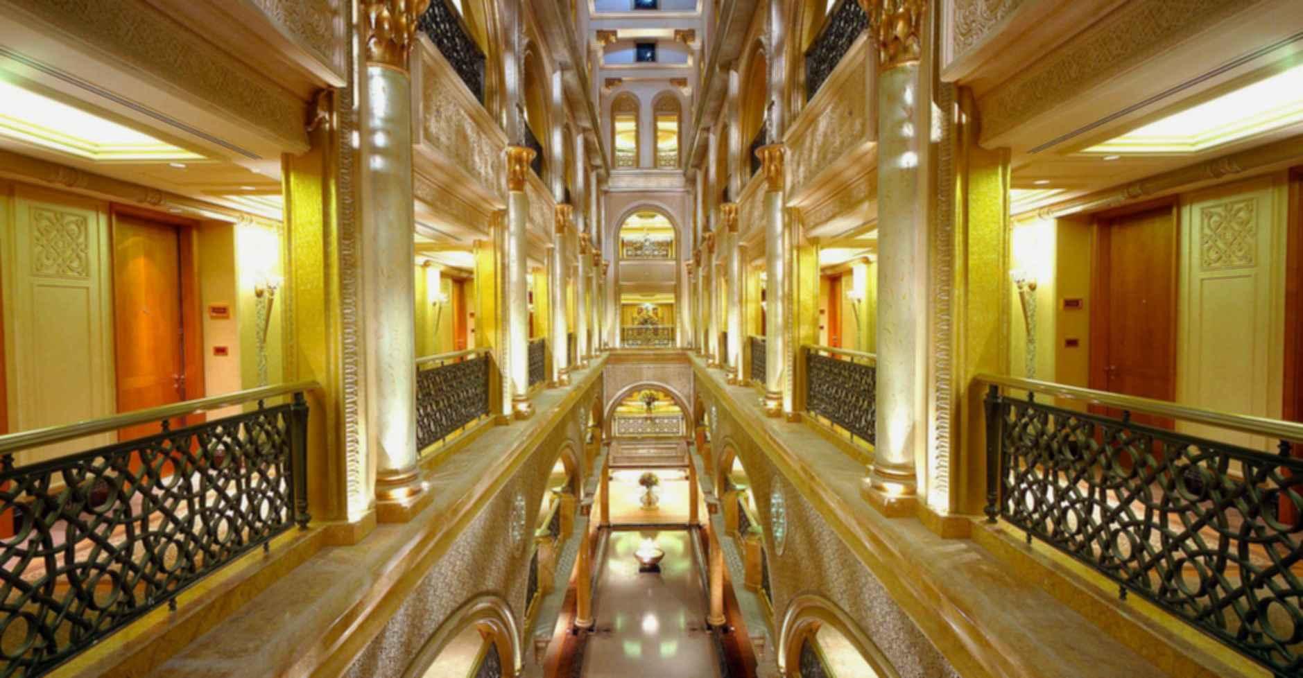 Emirates Palace - Interior