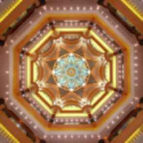 Emirates Palace - Ceiling