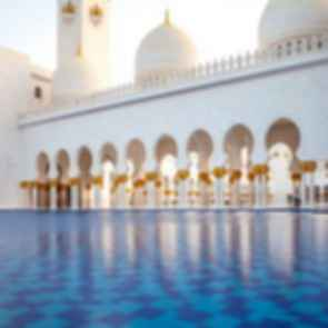 Sheikh Zayed Grand Mosque - Exterior