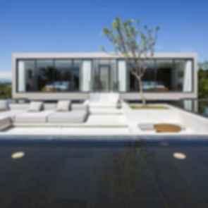 Naman Residences - Outdoor Area