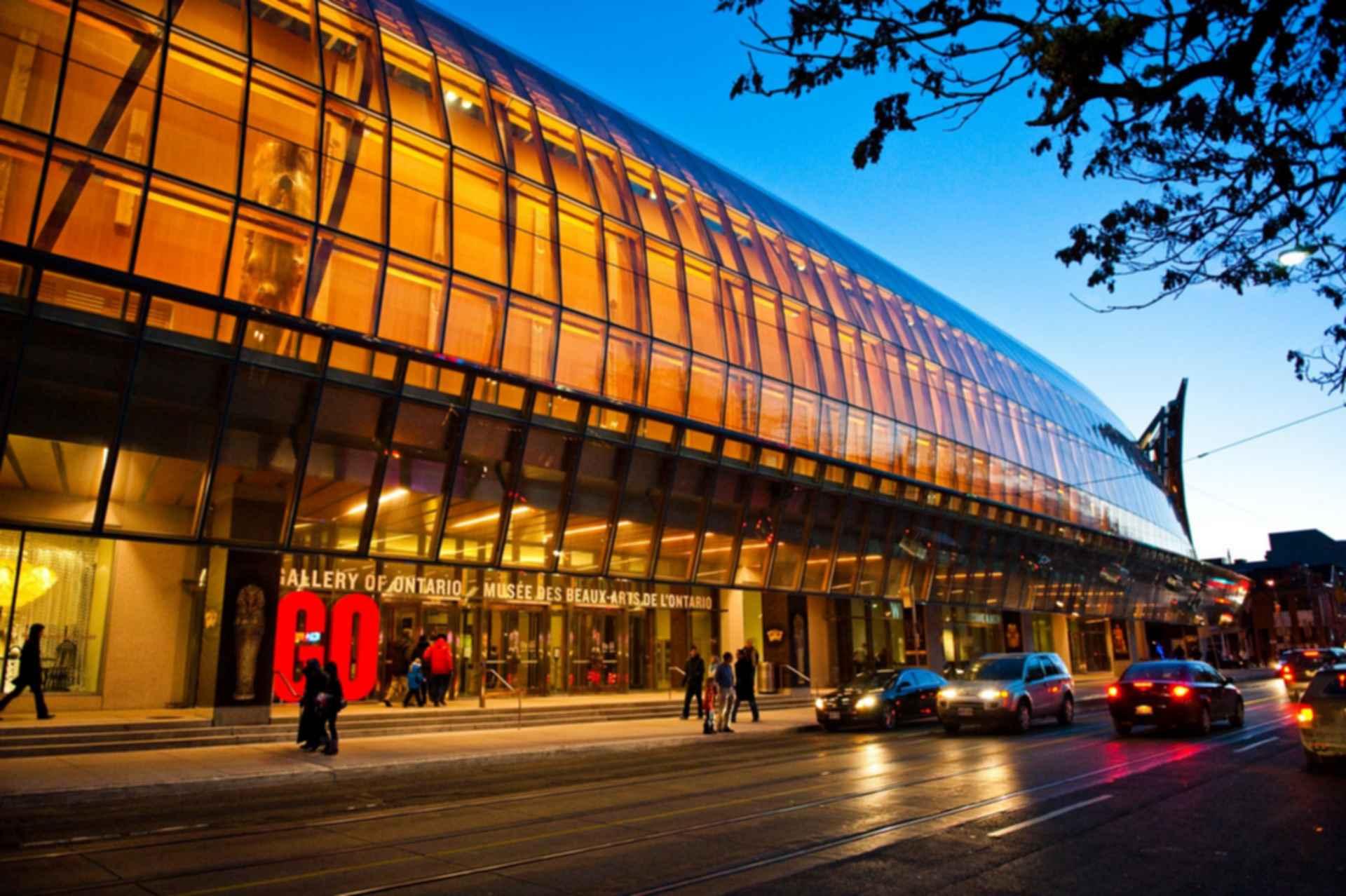 Art Gallery of Ontario - Exterior