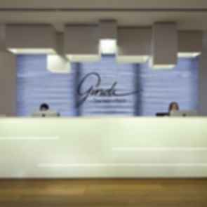 Gindi Holdings Office - Reception Desk