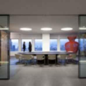 Gindi Holdings Office - Meeting Room