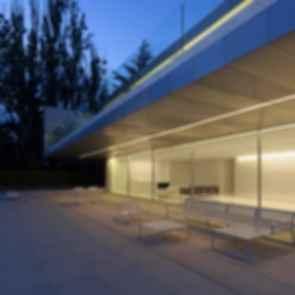 Aluminum House - Exterior