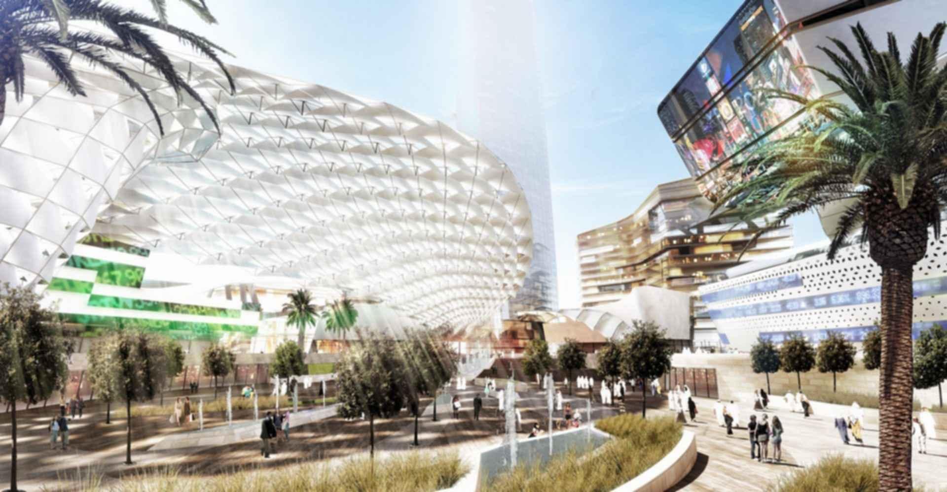 Dubai Square - Concept Design